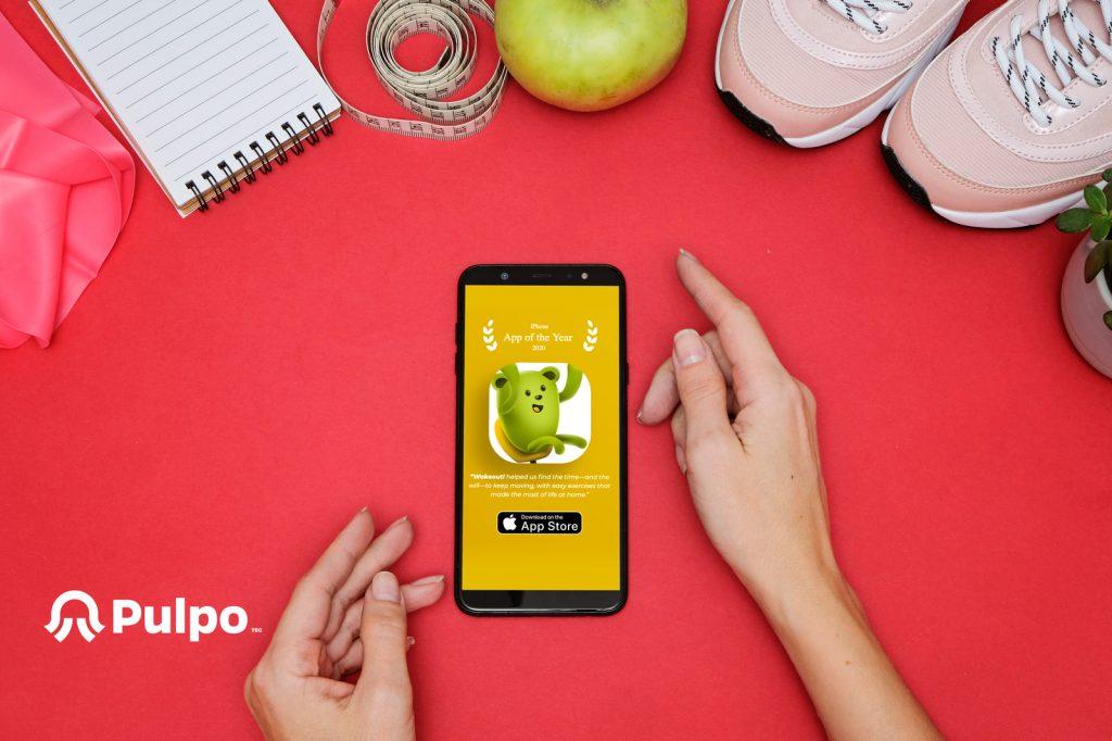 Apple premió a Wakeout como la mejor app del 2020