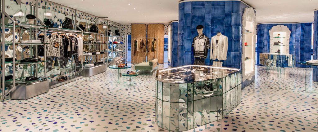 Experimenta las exclusivas boutiques Dolce&Gabbana desde tu hogar