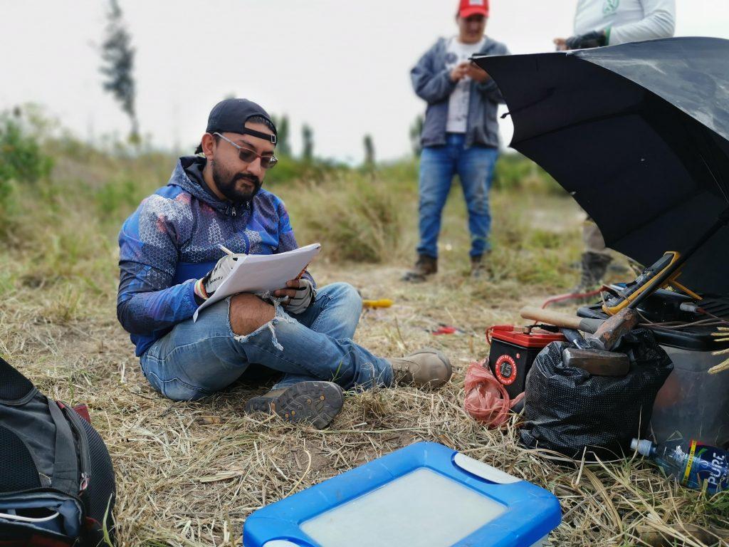 Ecuatoriano ganó premio internacional en Geociencias