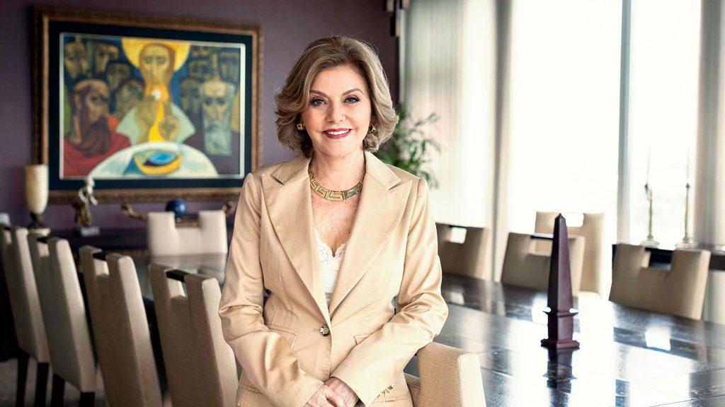 Isabel Noboa fue elegida como la empresaria más respetada de Ecuador