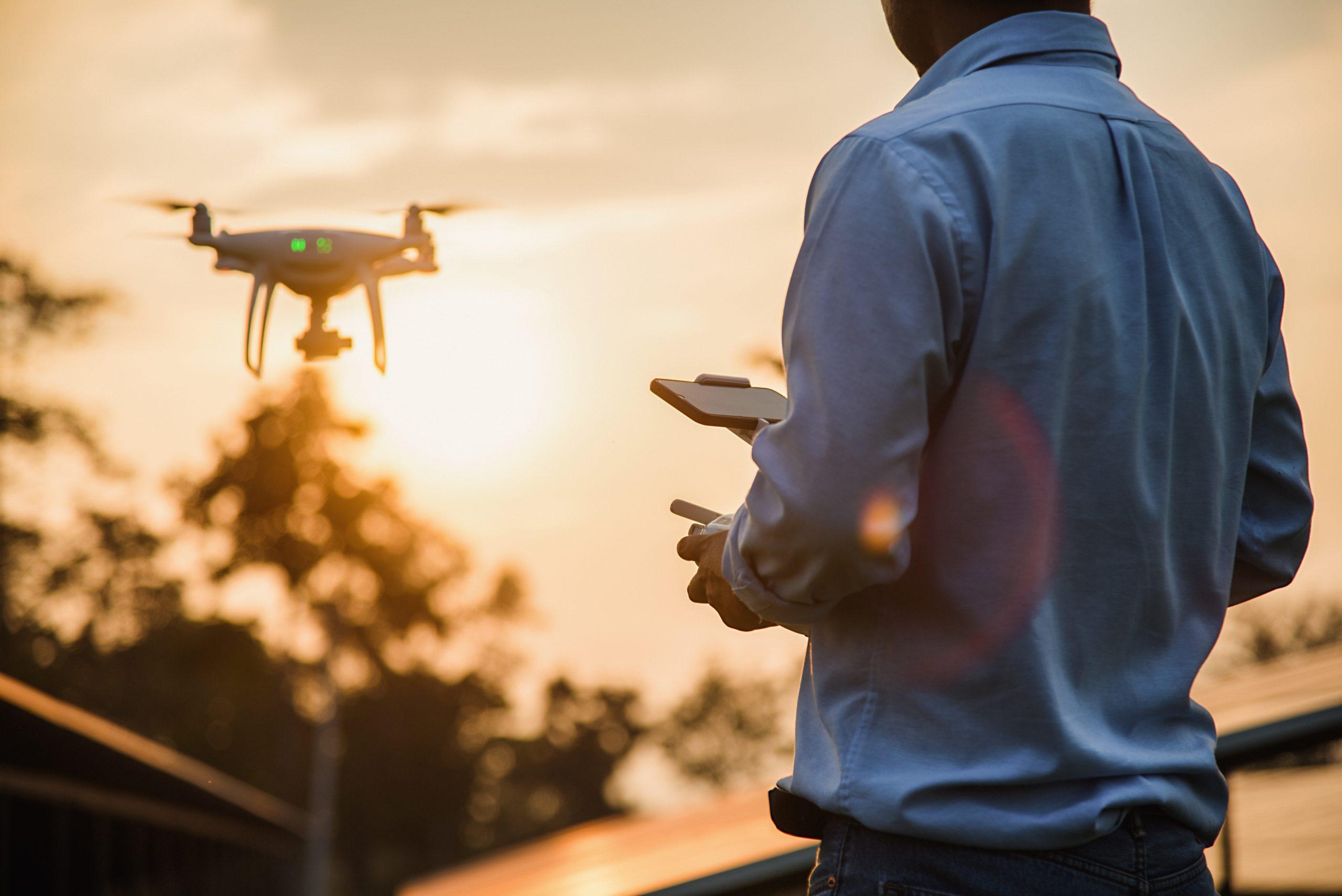 Drones: seguridad, calidad y precisión