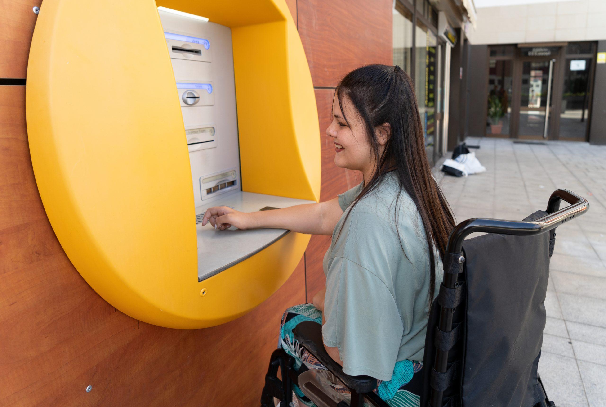 Tecnología inclusiva para personas con discapacidad