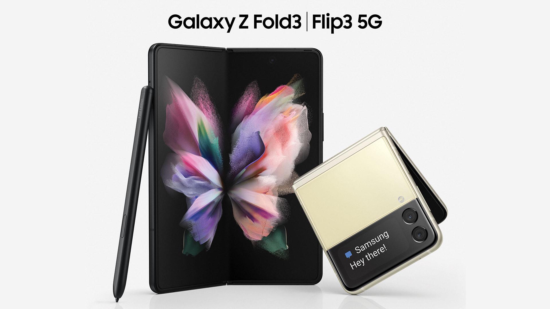 Nuevos plegables de Samsung, disponibles en preventa