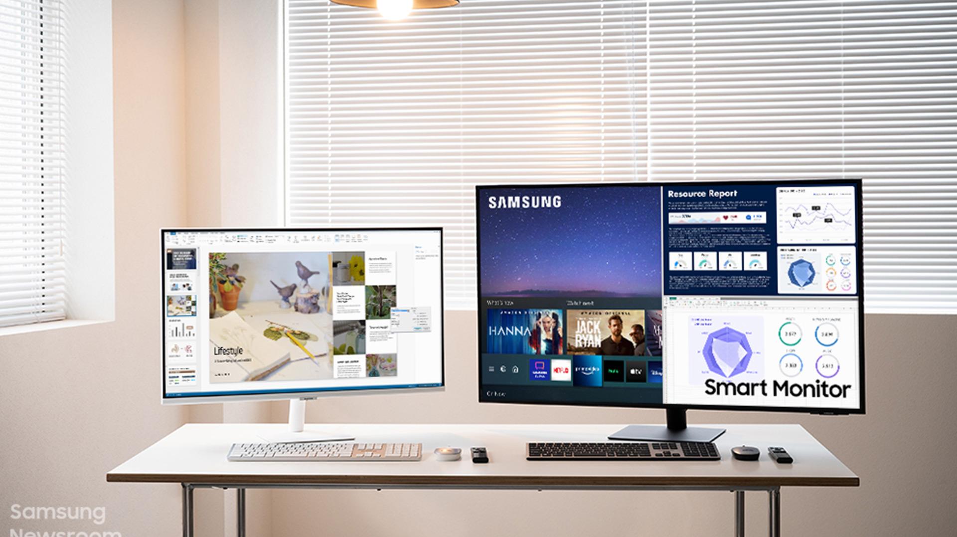 Diversión y trabajo en una sola pantalla